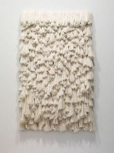 Sheila Hicks, Prayer Wall, 2012. (Linen)