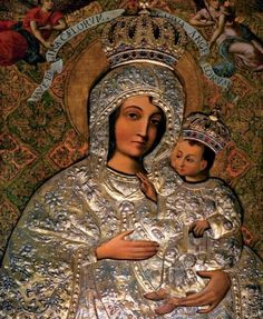 Our Lady of Gietrzwałd - 16th century