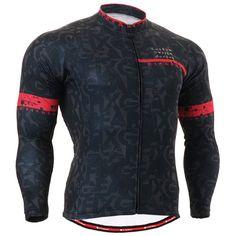 Fixgear Mens Thermal Best Winter Cycling Jersey Gear XS~XXL
