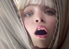 "Maddie Ziegler in ""Chandelier"" by Sia music video"