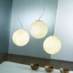 TRE LUNE PENDANT LIGHT BY IN-ES.ARTDESIGN - Luxxdesign.com