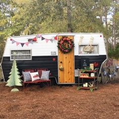 Brilliant Ideas Camper Exterior Paint (1)
