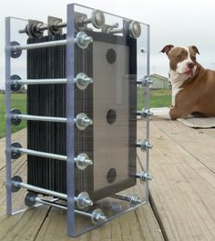 hho hydrogen 21 plate dry cell on my ford f150 and daisy
