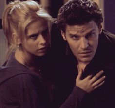 Buffy and Angel - Buffy the Vampire Slayer