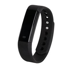 Fatreduce ID 115 Wireless Fitness Bluetooth OLED Screen Sleep Monitor Multi-function Pedometer Tracker (Black) ** Details can be found by clicking on the image. (This is an affiliate link) #FitnessTracker