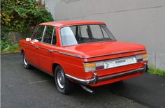 Seldom Seen Sedan - 1967 BMW 2000 - SCD Motors - The Sports, Racing and Vintage Car Market