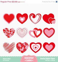 Shape of Heart Clipart