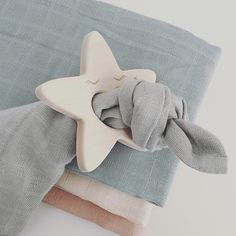Organic soft swaddles in 6 amazing colors from CamCam Copenhagen. Check them out in our shop