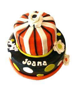 Nice happy birthday cake