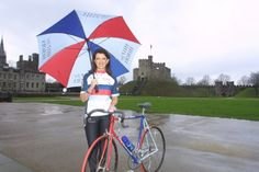 Dawn Harper, British Armed Forces, Cardiff, Edinburgh, Manchester, Cycling, Castle, Challenges, Product Launch