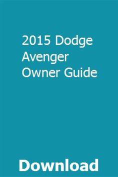 18 Best Dodge Models images in 2015 | Rolling carts