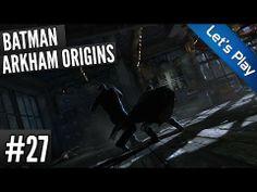▶ Let's Play Batman Arkham Origins #27 - Seltsamer Schatten [deutsch / german] - YouTube