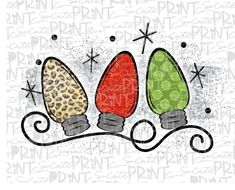 Christmas Printable, PNG for sublimation, Christmas clipart Merry Christmas, Christmas Doodles, Christmas Rock, Christmas Ornament Crafts, Christmas Crafts For Kids, Xmas Crafts, Christmas Lights, Christmas Things, Printable Christmas Cards