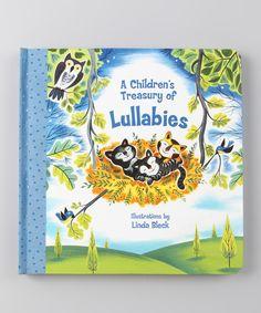 A Children's Treasury of Lullabies Board Book