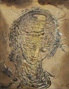 Salvador Dalí, Exploding Raphaelesque Head