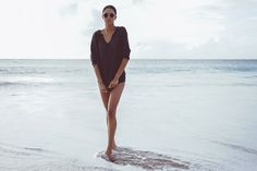 Linen | women collection | free in st barth | st barth lifestyle