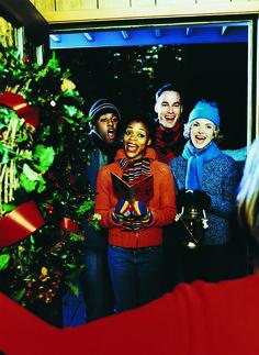 Juegos de Navidad para toda la familia. Competencia de cánticos navideños