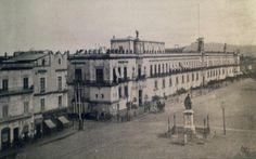 Palacio Nacional, ca 1895