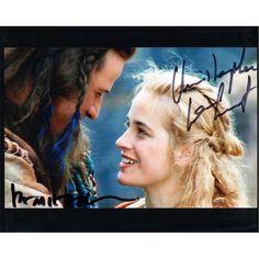Highlander- Connor and heather