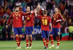 España ha sido en Brasil el Milan del Mundial