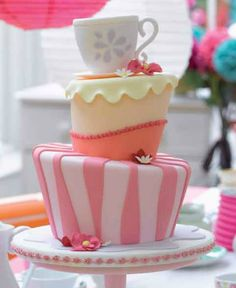 cup, cake ;)