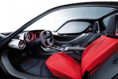 OPEL GT CONCEPT, REVIVAL WITHOUT RETRO DESIGN - Auto&Design