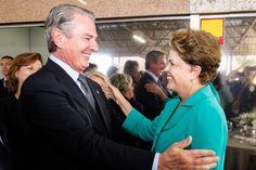 Fernando Collor de Mello - Dilma Rousseff