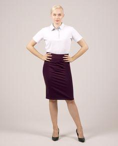 KOKKOLA Pencil Skirt Workwear Fashion, Work Wear, Pencil, Skirts, Style, Swag, Work Clothes, Career Wear, Skirt