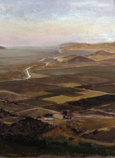 San Joaquin Valley San Joaquin Valley, My Kind Of Town, Studio, Wonderful Places, Esperanza Rising, San Francisco, Architectural Drawings, Mountains, Bergen