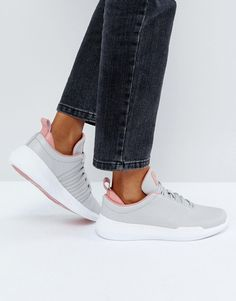 Kswiss Generation K Icon Sneakers In Gray at asos.com 2ab43a908