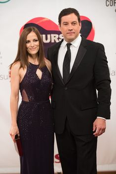 Rebecca Budig (Hayden) and Tyler Christopher (Nikolas) Nurses Ball 2016 Hospital Tv Shows, General Hospital, Bold And The Beautiful, Beautiful People, Soap Opera Stars, Soap Stars, Tyler Christopher, Michelle Dockery, Red Carpet Looks