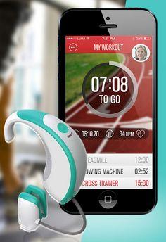 The Newest & Most Interactive Fitness Gadget On The Horizon: LumaFit #ZAGGdaily #wearabletech