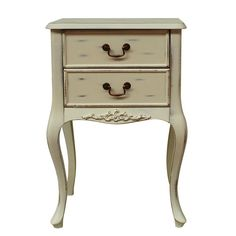 Noptiera Adelia Vintage Crem Best Sellers, Nightstand, Shabby Chic, Table, Furniture, Vintage, Home Decor, Decoration Home, Room Decor