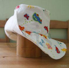 mi vida mi Flor: Patrón del sombrero de tela