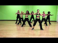 """▶ (HOT Z Team) Christian Reggaeton Dance Fitness """"Unete"""" by Triple 7 - YouTube"""