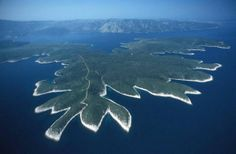 : Ilha Hvar - Croácia
