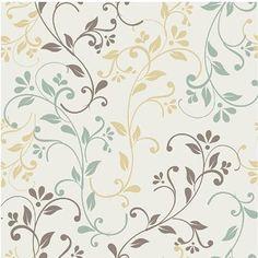 Papel de Parede - Floral 0174                                                                                                                                                     Mais