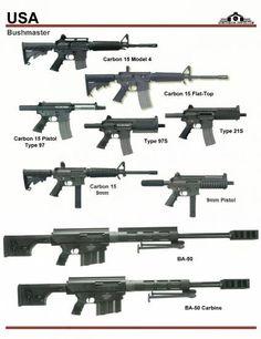 США: Bushmaster Carbon 15, Carbon 15 Pistol, ...