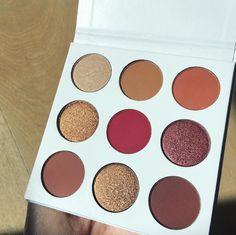 @KylieCosmetics The Burgundy Palette