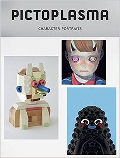 Pictoplasma: Character Portraits: Amazon.it: Peter Thaler, Lars Denicke, Cordula Daus: Libri in altre lingue