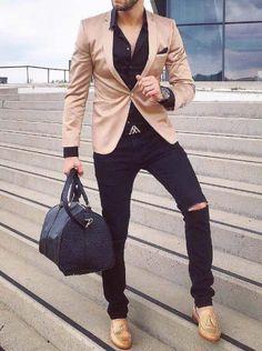 urban life // gym bag // urban men // denim // menswear // city life // gym day //