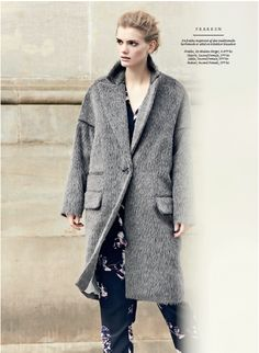 By Malene Birger in Danish IN. Nordic Fashion, Malene Birger, Nordic Style, Slay, Danish, Fashion Inspiration, Suit Jacket, Street Style, My Style