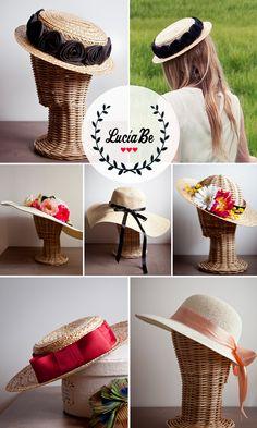 sombreros Lucia Be