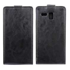 Up-down Flip PU Leather Case Cover for Lenovo A8 A806 A808t