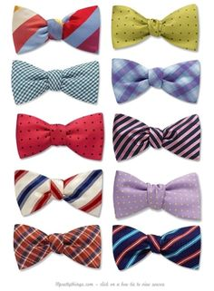 love a good bow tie by reva