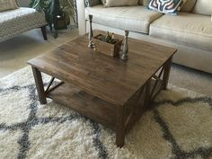 Amazon.com: Customer Reviews: International Concepts OT-70SC Hampton Square Coffee Table Unfinished