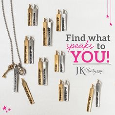 JK by Thirty One Reva Charms New JK by Thirty-One Jewelry lineSpring & Summer 2015 Shop now, click the pic! Join my FB. group,a place for my Customers and new future Customers! NO 31 Consultants please! Thanks https://www.facebook.com/groups/thirtyoneforthefamily