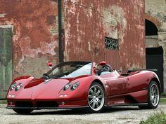 2003 Pagani Zonda C12-S 7.3 Roadster