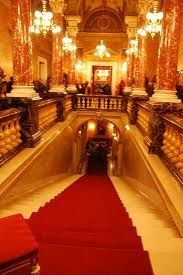 Royal Staircase, Hungarian State Opera House - Budapest