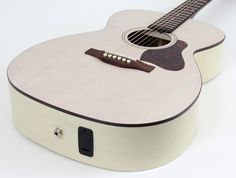 Art & Lutherie Legacy Acoustic-Electric Guitar | Faded Cream